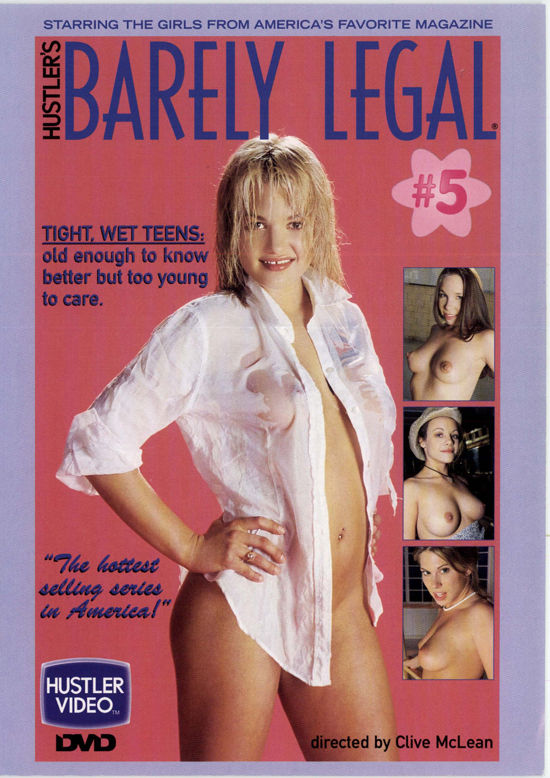 Barely Legal #5 DVD