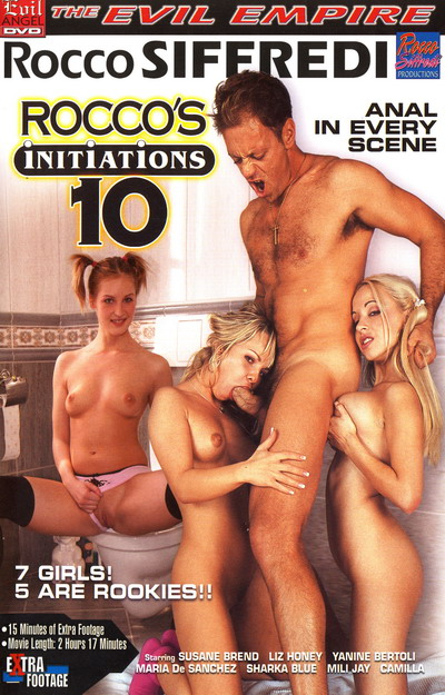 Initiations #10 DVD
