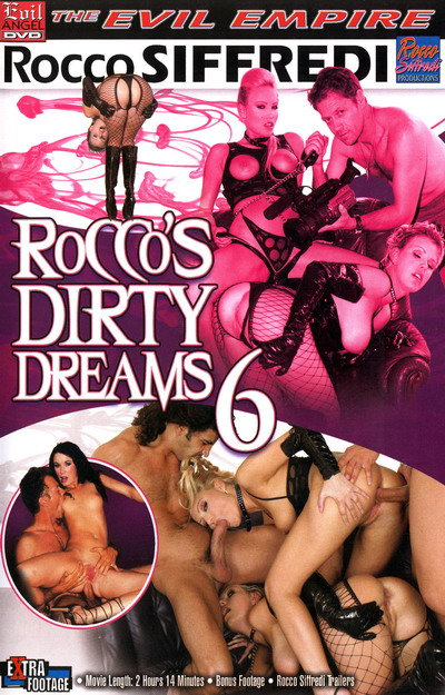 Dirty Dreams #06 DVD