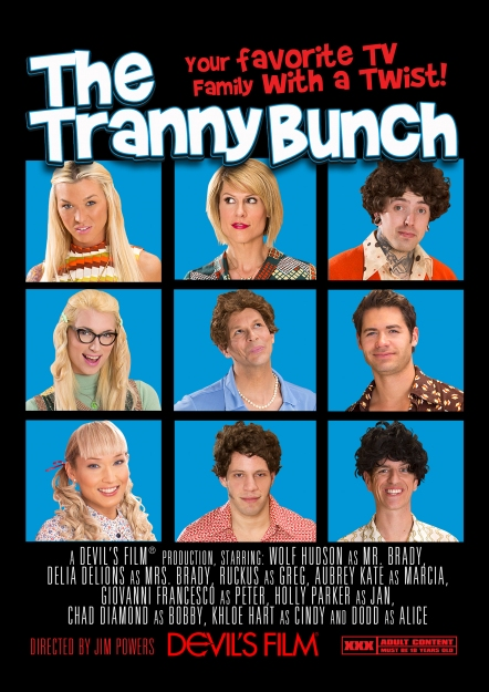 The Tranny Bunch DVD