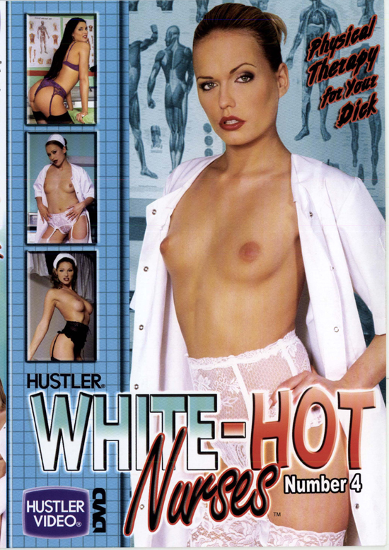 White Hot Nurses #4 DVD