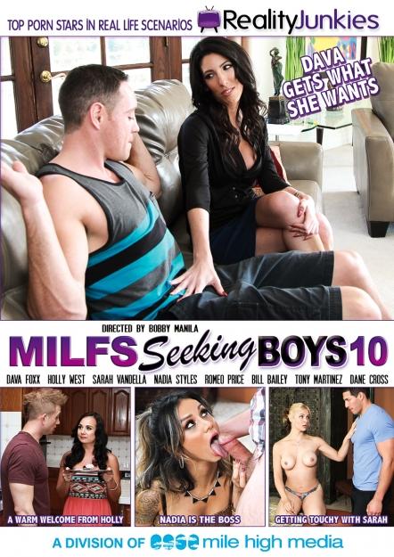 MILFs Seeking Boys #10