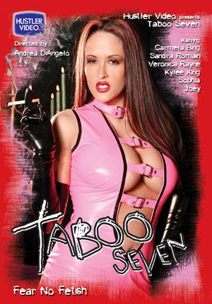 Hustler's Taboo #7 DVD