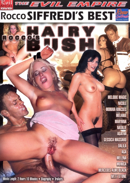 Hairy Bush DVD