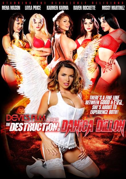 The Destruction of Danica Dillon DVD