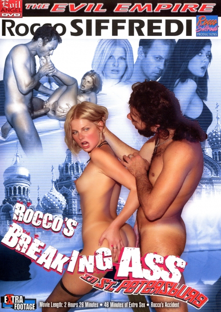 Breaking Ass In St Petersburg DVD