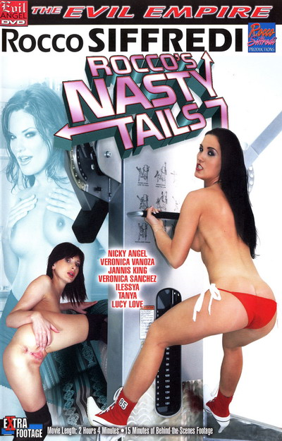 Nasty Tails #07 DVD