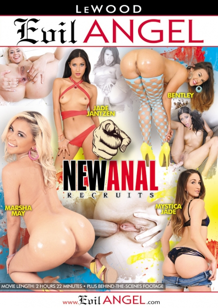 New Anal Recruits DVD