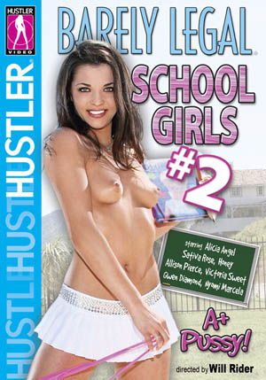 Barely Legal School Girls #2