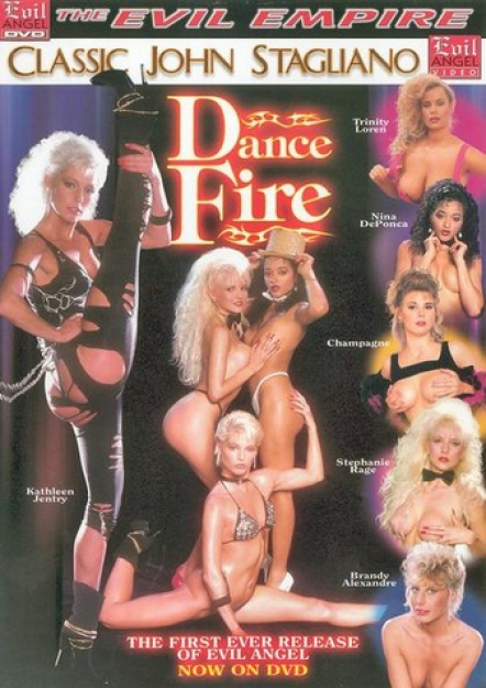 Dance Fire DVD