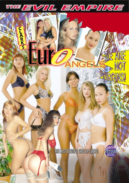 Euro Angels DVD