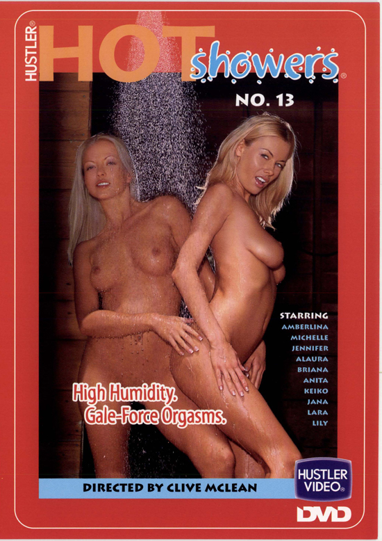 Hot Showers #13 DVD