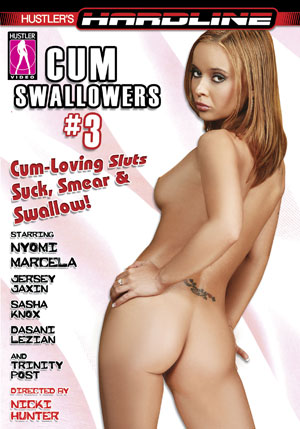 Cum Swallowers #3 DVD