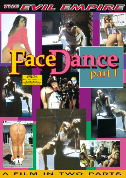 Face Dance #01 DVD