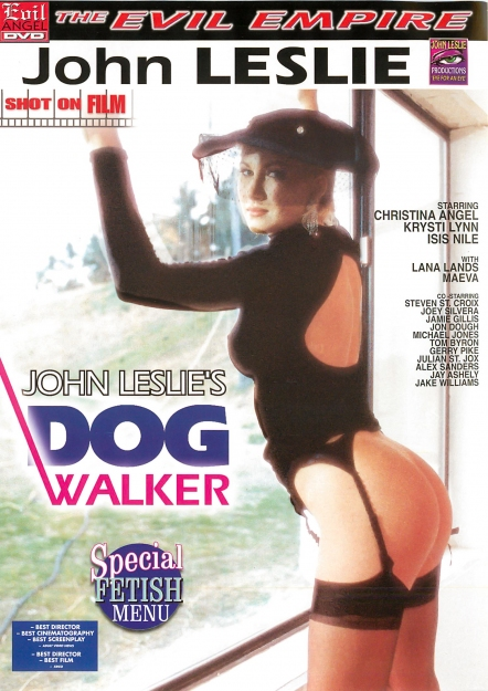 Dog Walker DVD