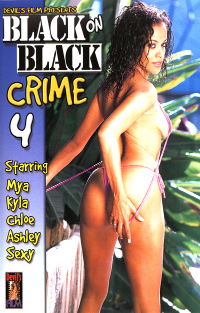 Black On Black Crime #04