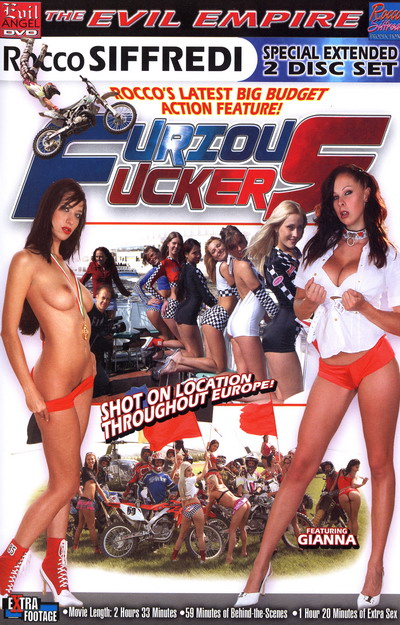 Furious Fuckers DVD