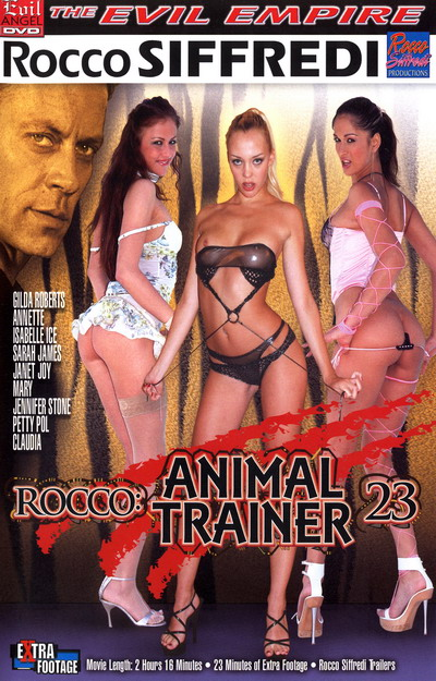 Animal Trainer #23 DVD