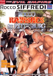 Rocco Ravishes St Petersburg DVD