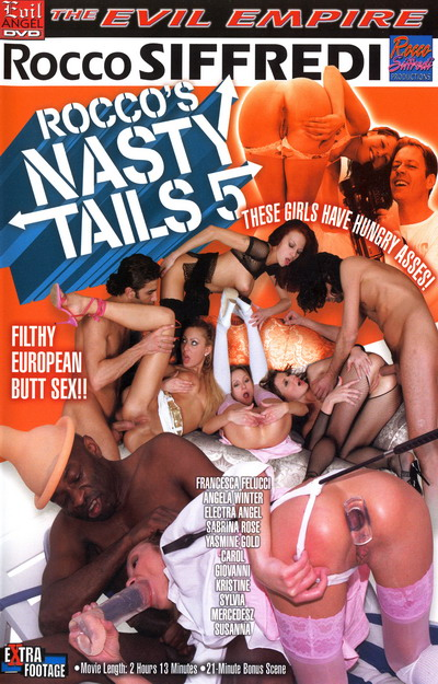 Nasty Tails #05 DVD