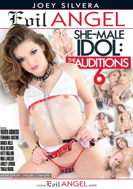 She-Male Idol: The Auditions #06 DVD
