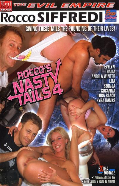 Nasty Tails #04 DVD