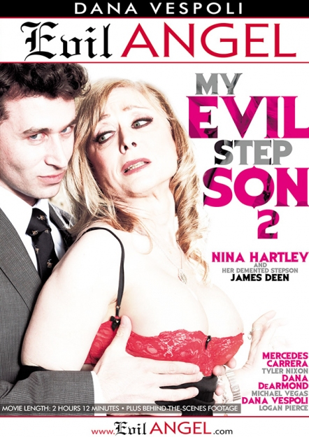 My Evil Stepson #02 DVD