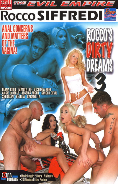 Dirty Dreams #03 DVD