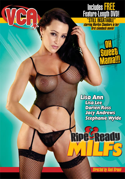 Ripe and Ready MILFs DVD