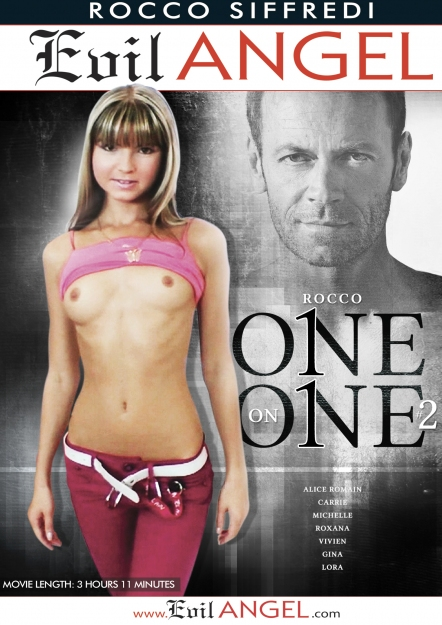 Rocco One On One #02 DVD