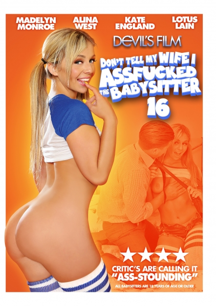 Don't Tell My Wife I Assfucked the Babysitter #16