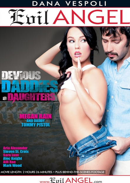 Devious Daddies And Daughters DVD