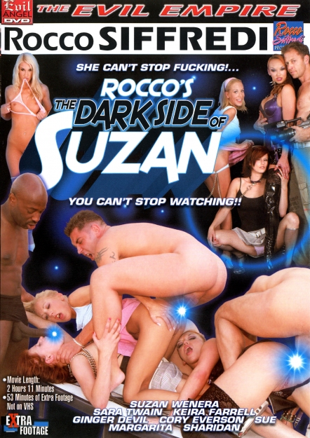The Dark Side of Suzan DVD