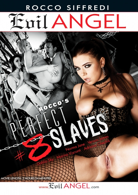 Rocco's Perfect Slaves #08 DVD