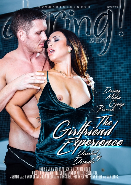 The Girlfriend Experience DVD