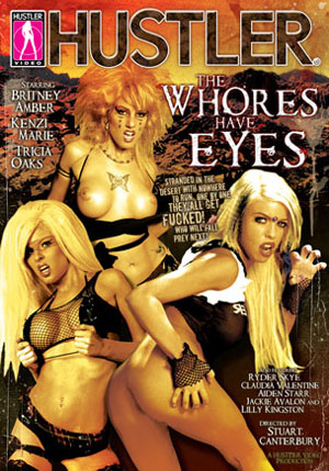 The Whores Have Eyes DVD
