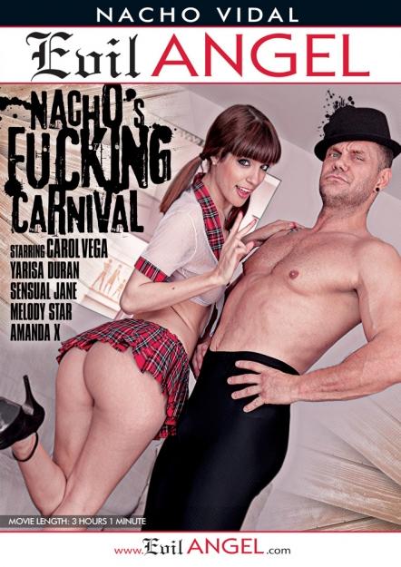 Nacho's Fucking Carnival DVD