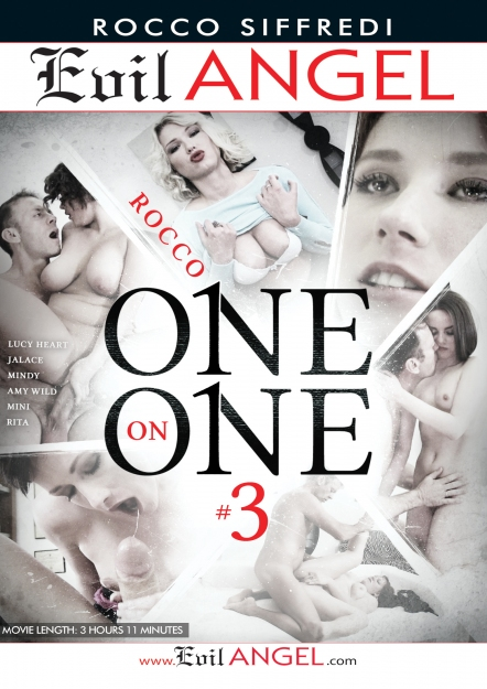 Rocco One On One #03 DVD