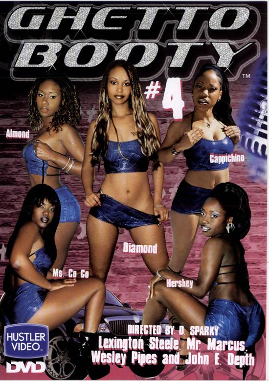 Ghetto Booty #4 DVD