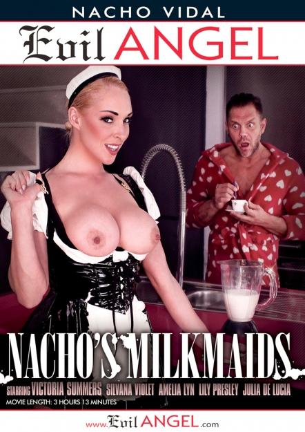 Nacho's Milkmaids DVD