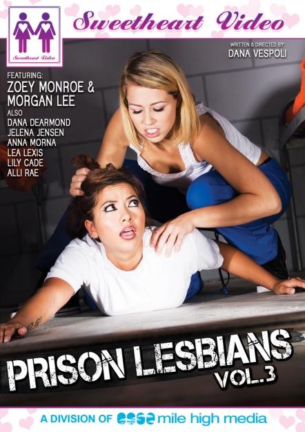 Prison Lesbians #03 DVD