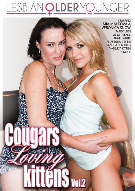 Cougars Loving Kittens #02