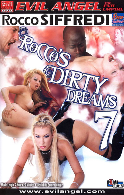 Dirty Dreams #07 DVD