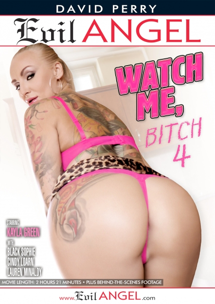 Watch Me, Bitch #04 DVD