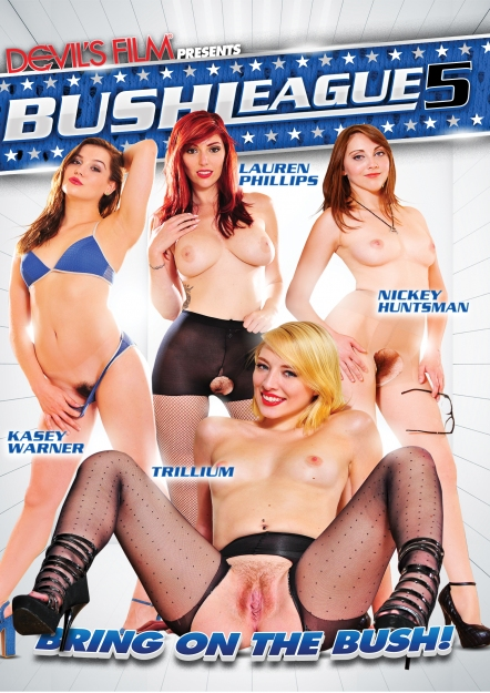 Bush League #05 DVD