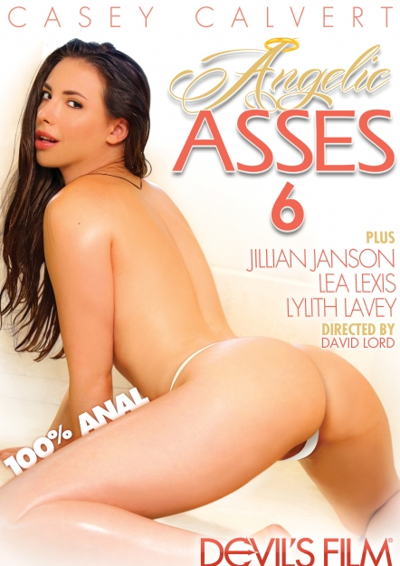 Angelic Asses #06 DVD