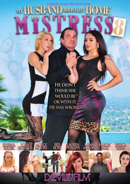 My Husband Brought Home His Mistress #08 DVD