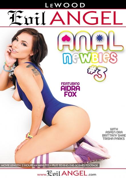 Anal Newbies #03 DVD