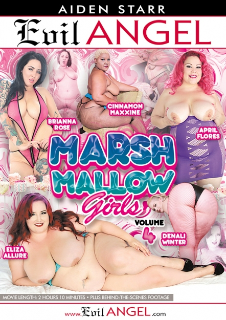 Marshmallow Girls Volume #04