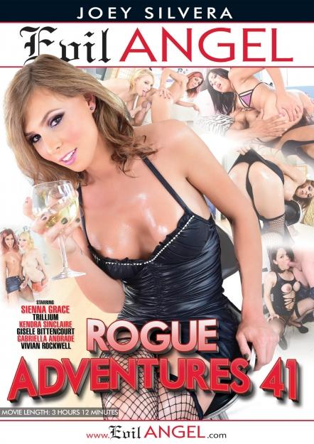 Rogue Adventures #41 DVD
